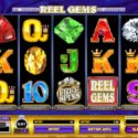 Reel Gems slot från Microgaming