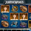 Jurassic World slot från Microgaming