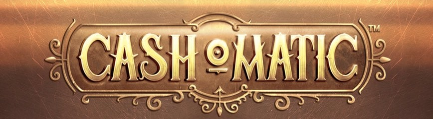 Cash-O-Matic en slot från NetEnt