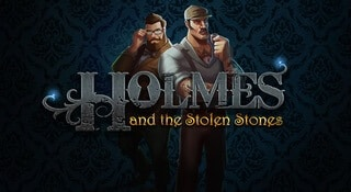 Holmes and the stolen stones jackpot