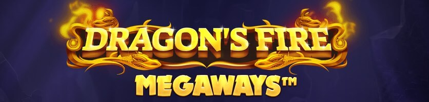 Ny slot från Red Tiger Gaming - Dragon's Fire Megaways
